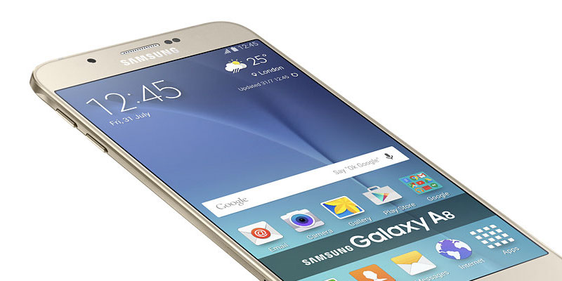 galaxy-a8-display