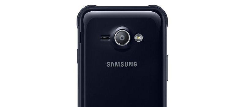 Kamera Samsung Galaxy J1 ace 4G