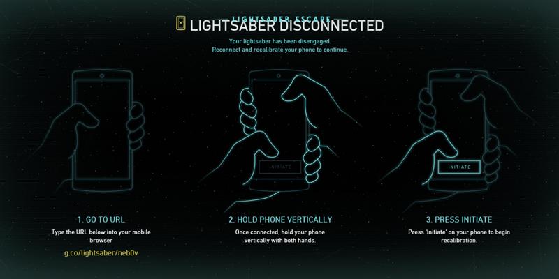 Miliki Lightsaber Star Wars di Smartphone Anda
