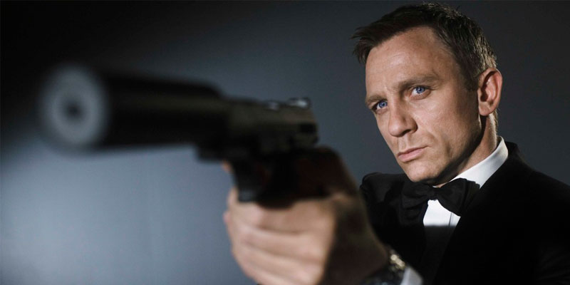 007 bond xperia
