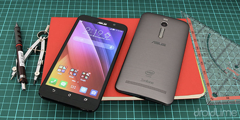 review zenfone 2