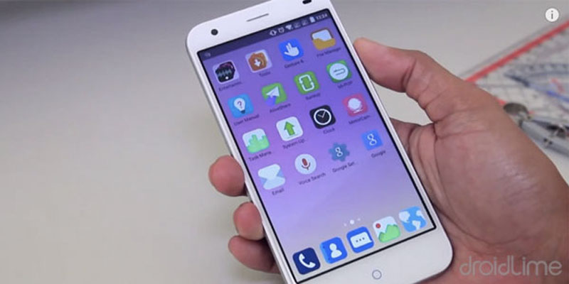 Review ZTE Blade S6