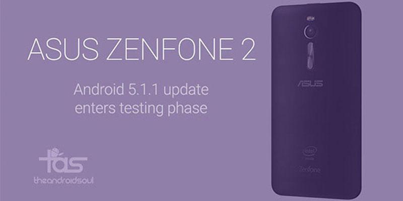 zenfone 2 update 5.1.1