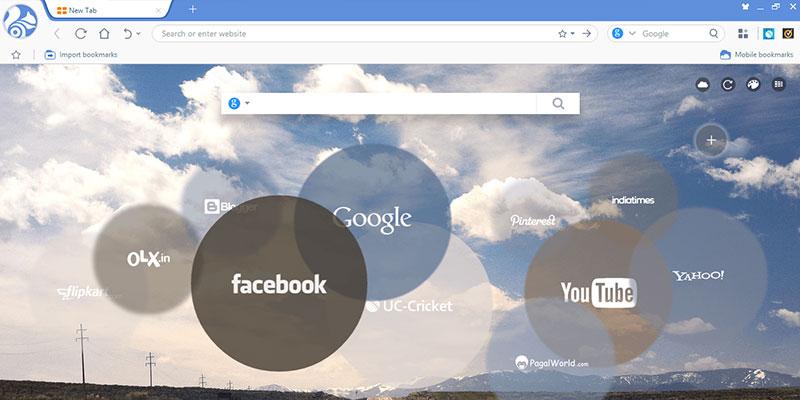UC Browser Браузер Белка 6129091213 скачать бесплатно