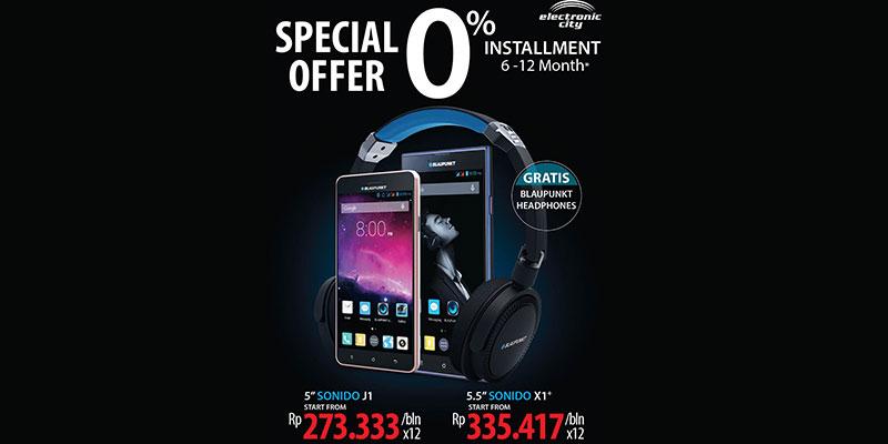 blaupunkt tawarkan diskon dan cicilan 0 persen untuk soundphone