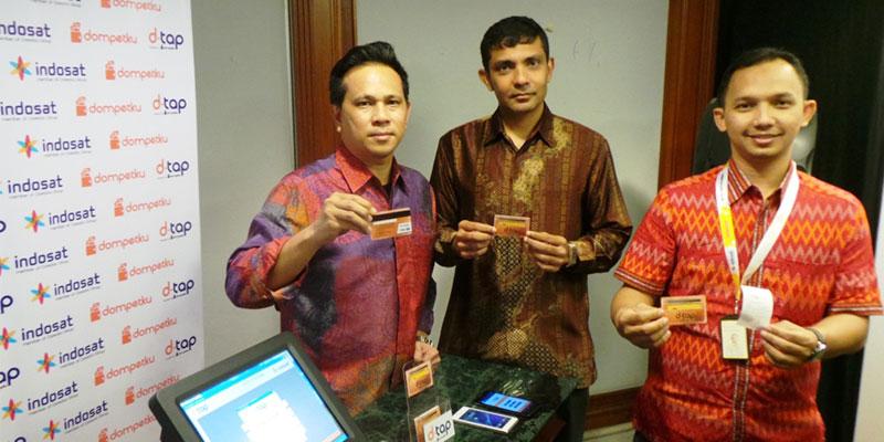 d tap layanan pembayaran via nfc dari indosat