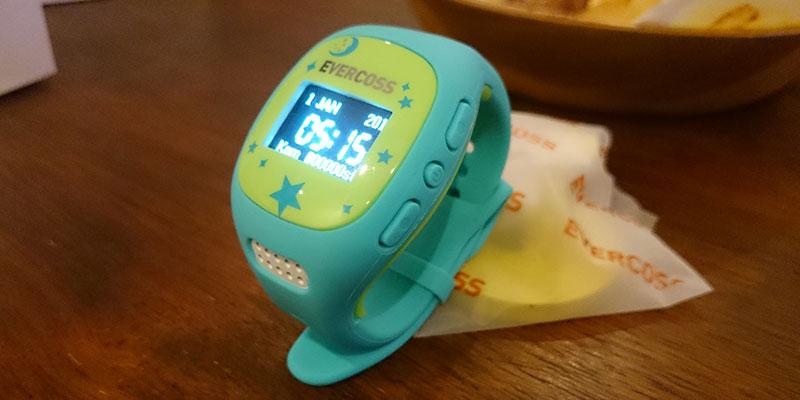 evercoss j1 children smartwatch mampu memata matai anak