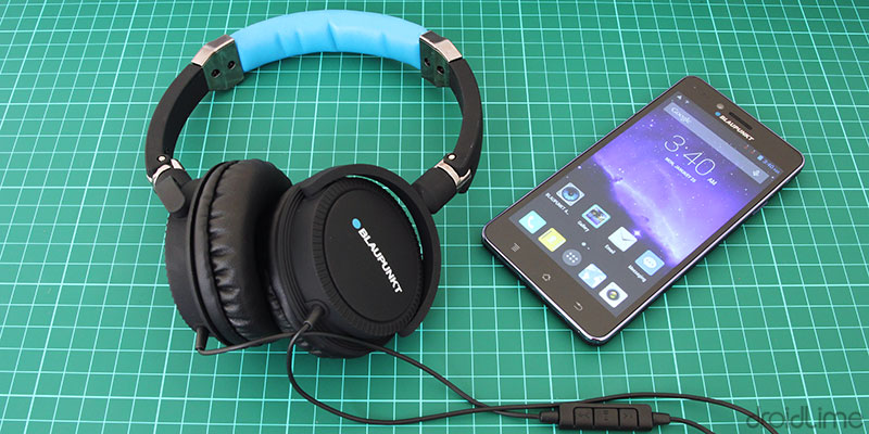 review blaupunkt soundphone sonido j1