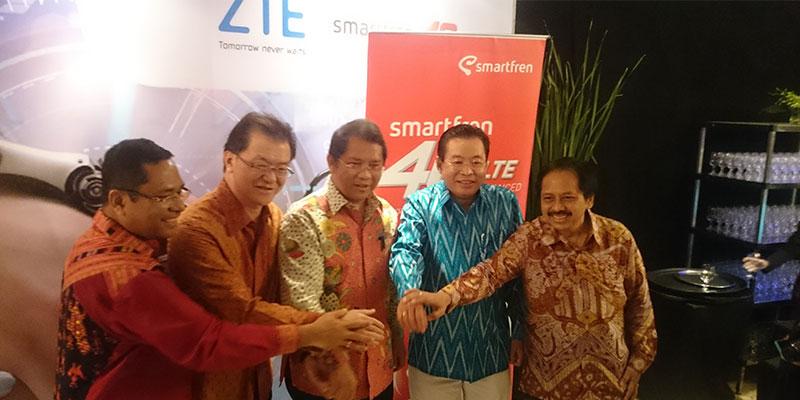 smartfren 4g lte advanced siap dinikmati di seluruh indonesia