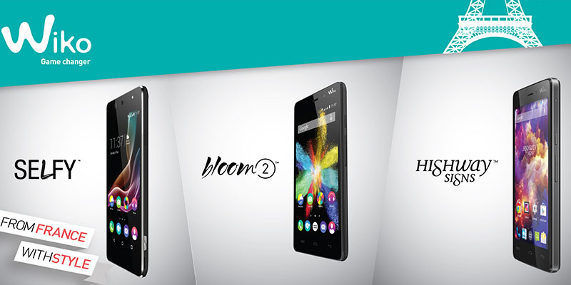 wiko selfy bloom 2 dan highway signs memasuki masa pre order