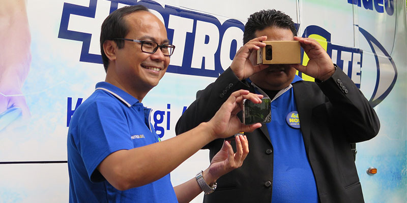 xl demokan extreme hd 360 video dengan 4g lte