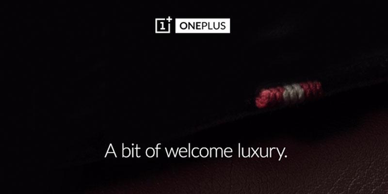 oneplus luxurious
