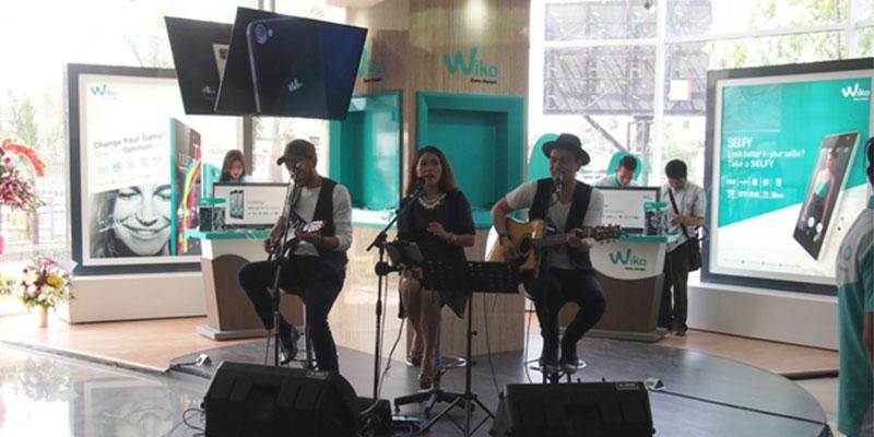 wiko experience store perdana resmi beroperasi