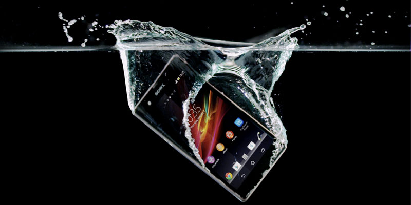 xperia waterproof