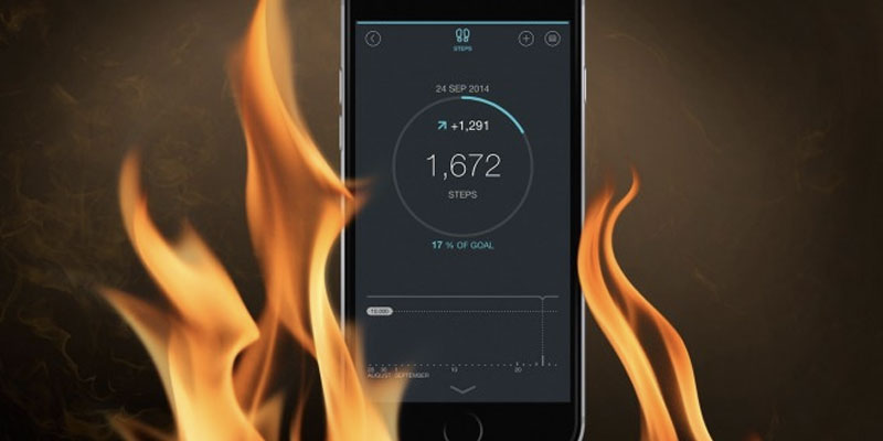 iphone 6s overheat
