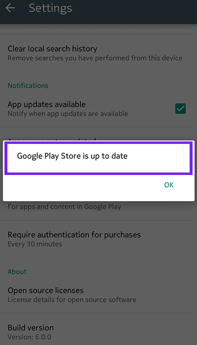 Cara Update Otomatis Google Play Store Tanpa Download APK
