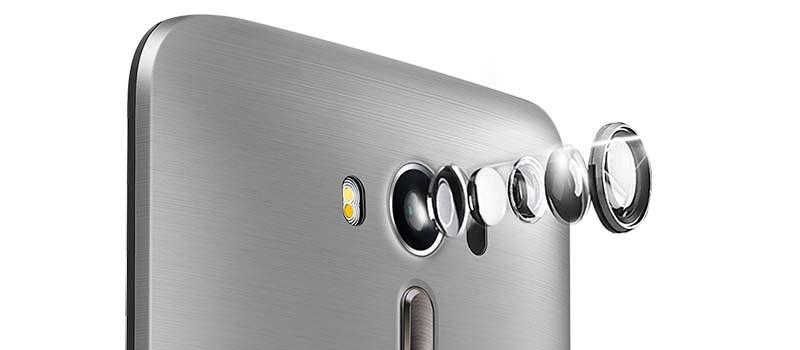 Kamera ASUS Zenfone 2 Laser ZE601