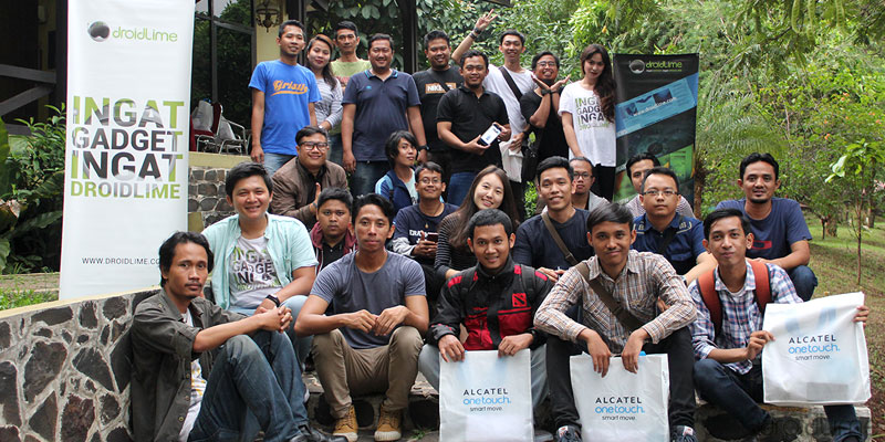 Alcatel gathering