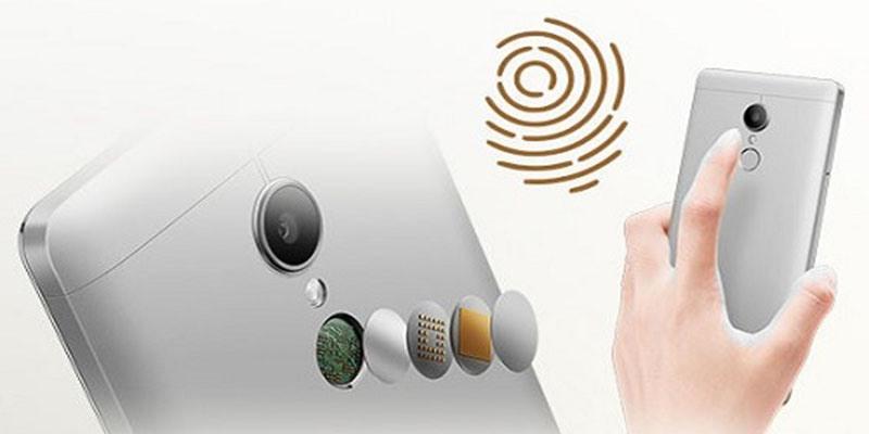 Fingerprint ZTE Blade A711