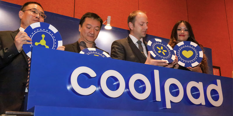 coolpad new logo