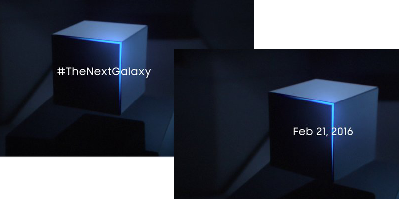 Samsung Galaxy S7 launching event
