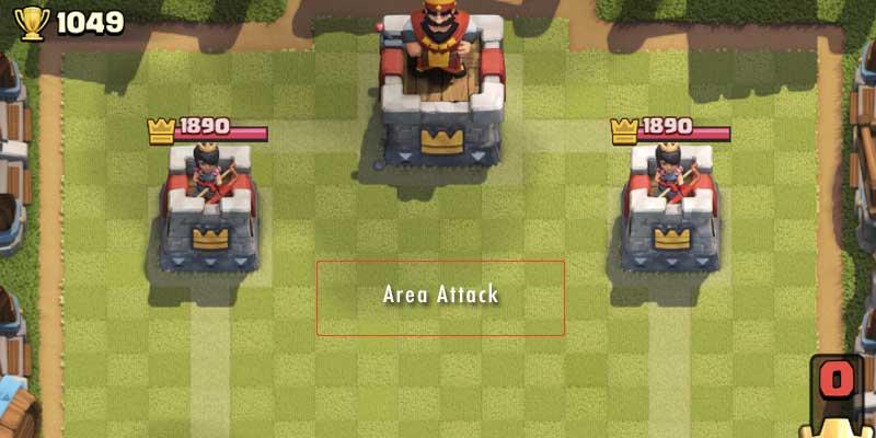 area-attack