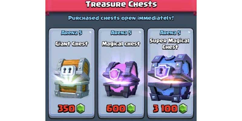 chest clash royale