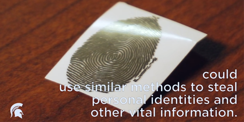 hack fingerprint