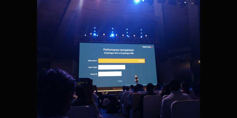 redmi note 3 launch india