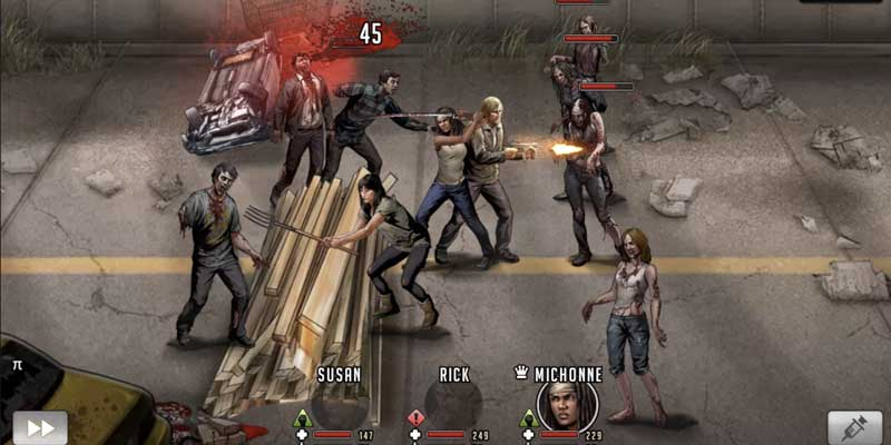 Game Petualang Zombie Android