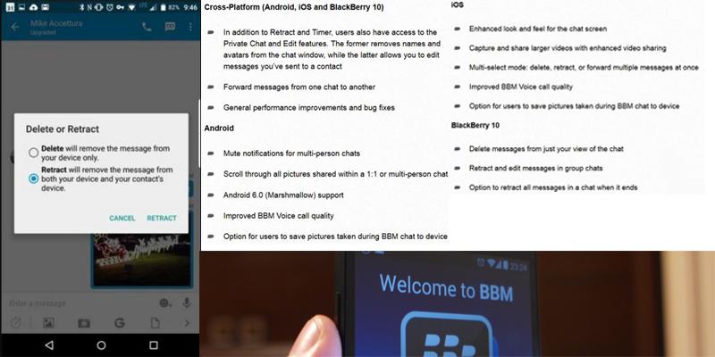 bbm premium free features free