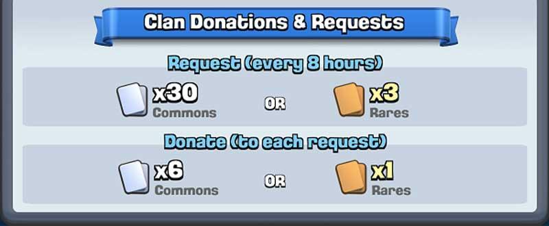 donasi clash royale