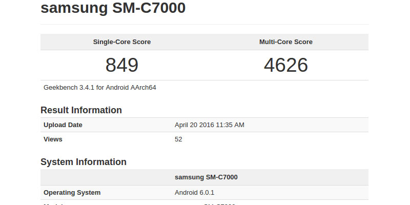 galaxy-c7-benchmark