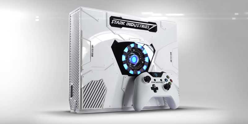 xbox one ironman limited