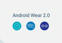 Android wear 2 245x170