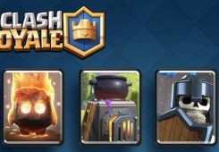 new card clash royale 245x170