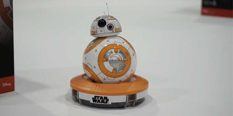Robot Pintar Star Wars Sphero BB-8 Resmi Masuk Indonesia 0aaf56a586