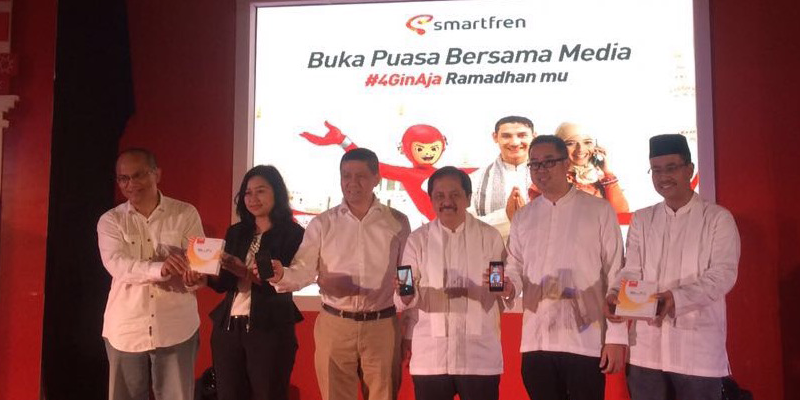 Smartfren Evercoss Winner T 4G