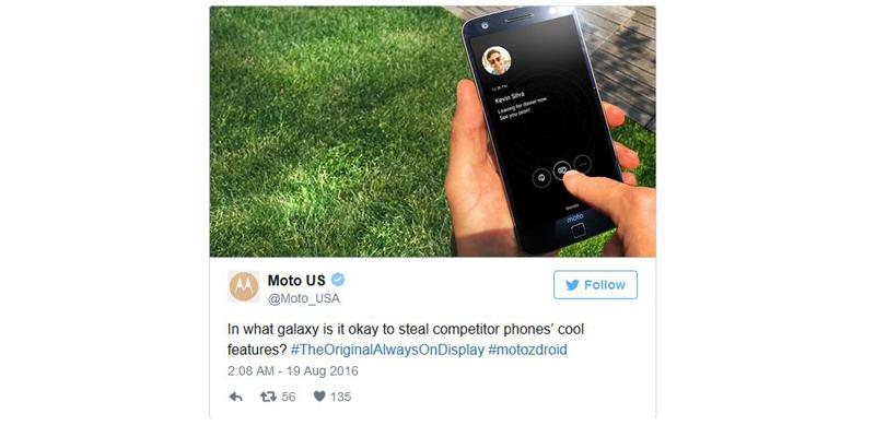 Motorola-klaim-samsung-curi-aod
