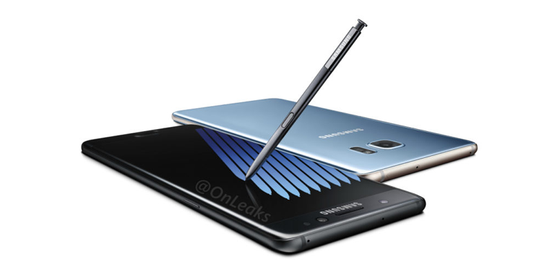 Samsung unpacked event galaxy note 7
