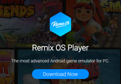 Remix OS Player 245x170
