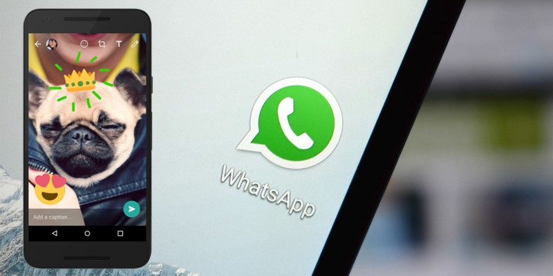 whatsapp update like snapchat