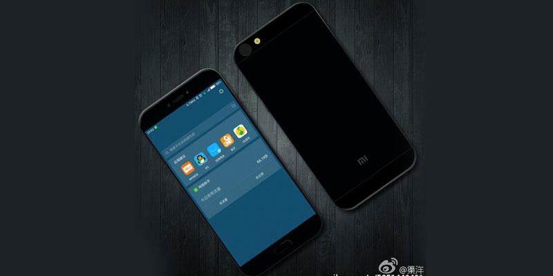 Inilah Wujud Xiaomi Mi 6 Sudah Mulai Beredar di Internet
