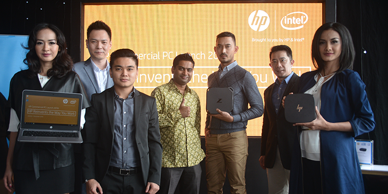 HP Event Probook G400 mini z2