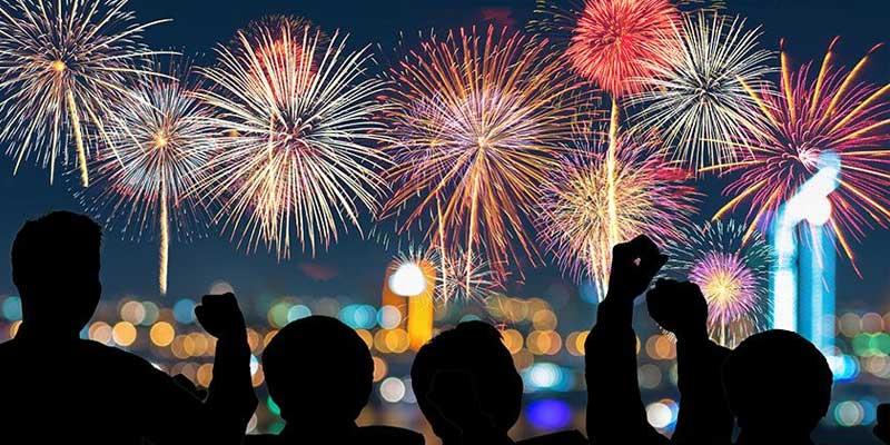 fb firework