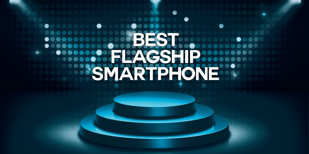 flagship smarphone