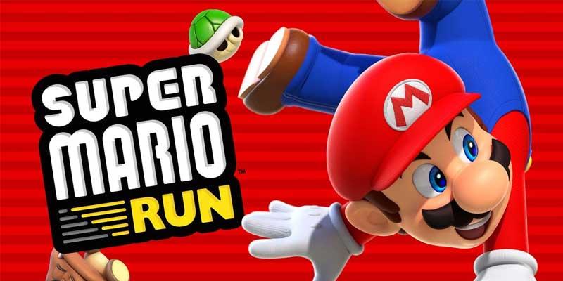 mario run 1