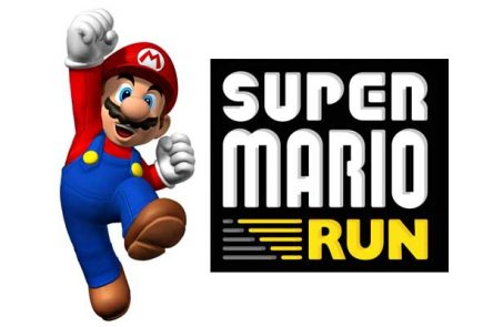 super mario run 435x295