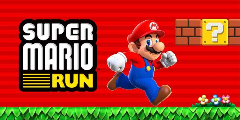 super marior run