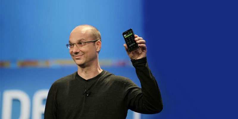 Bapak Android Andy Rubin Sedang Garap Smartphone Flagship Baru